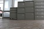 Офис метален шкаф за документи по индивидуален проект Пловдив