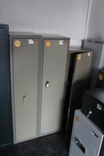Изработка на метални шкафове за документи за офис по поръчка Пловдив