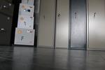 Офис метален шкаф за документи с уникален дизайн Пловдив