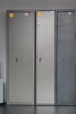 Офис метален шкаф за документи по индивидуална заявка Пловдив