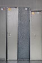 Дизайнерски метален шкаф за документи Пловдив