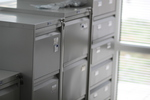 Поръчков метален шкаф за документи за офис Пловдив