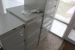 Поръчкова изработка на офис метални шкафове за класьори Пловдив