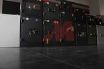 Различни размери сейфове за магазин за злато Пловдив