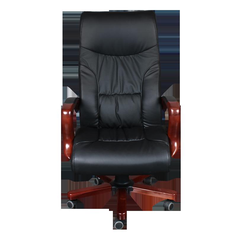 Офис столове - Президентски стол Carmen 6072 - черен