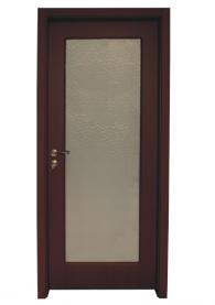 Интериорни врати - Интериорна врата със стъкло