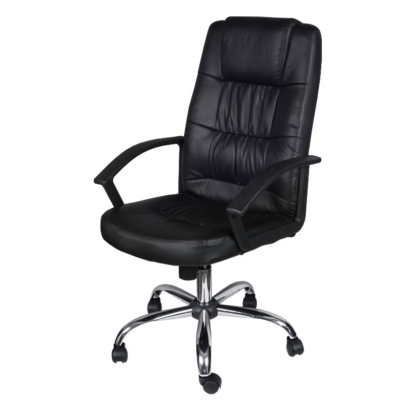 Офис столове - Офис стол Carmen 6076 - черен