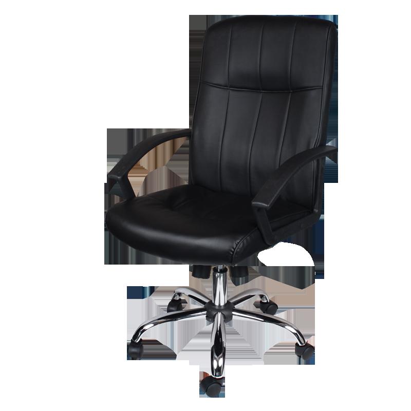 Офис столове - Офис стол Carmen 6077 - черен