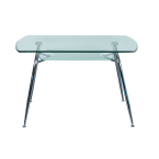 Трапезни маси - Стъклена трапезна маса 1503