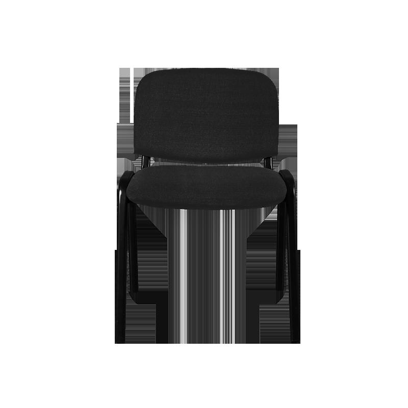 Офис столове - Посетителски стол Carmen 1130 - черен