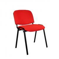 Офис столове - Посетителски стол Carmen 1130 - червен
