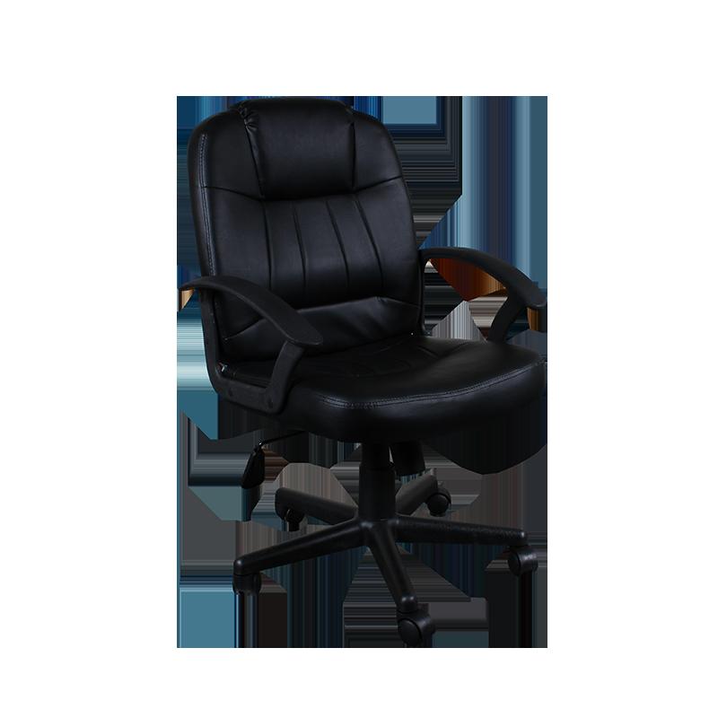 Офис столове - Офис стол Carmen 6080-1 - черен
