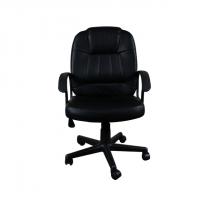 Офис столове - Офис стол Carmen 6080 - черен