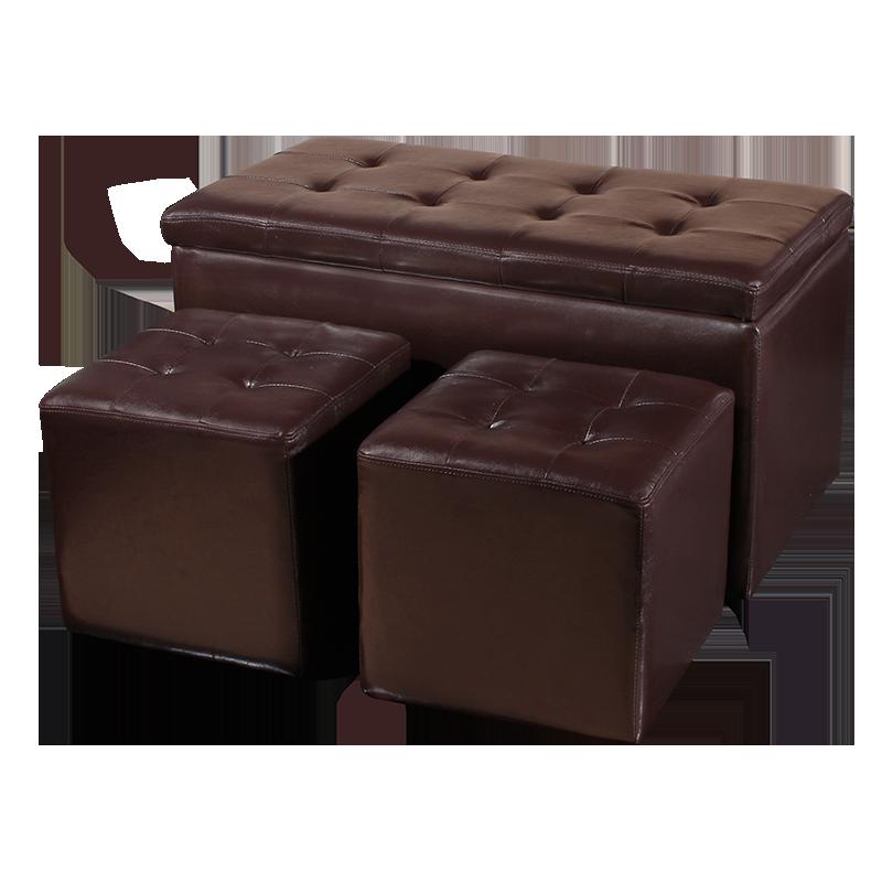 Холни ъгли и гарнитури - Пейка с ракла и 2 табуретки SMART - кафе