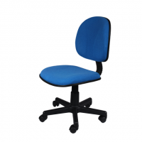 Детски офис стол Carmen 6066 - черен