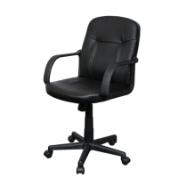 Офис стол Carmen 8010 - черен
