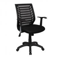 Офис стол Carmen 7014 - черен