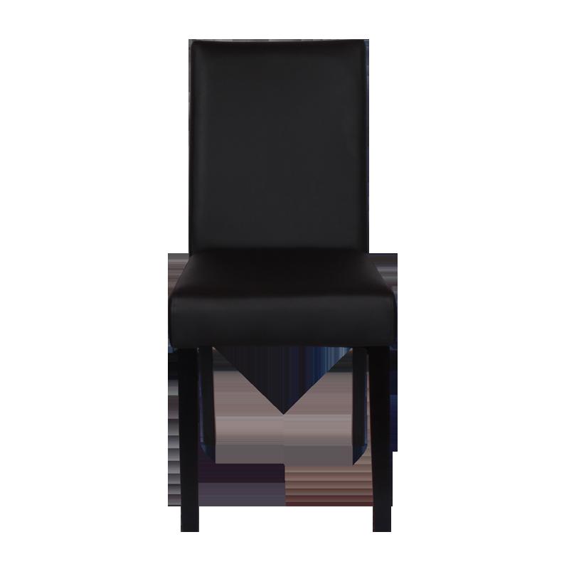 Трапезни столове - Трапезен стол Carmen 6019 - черен