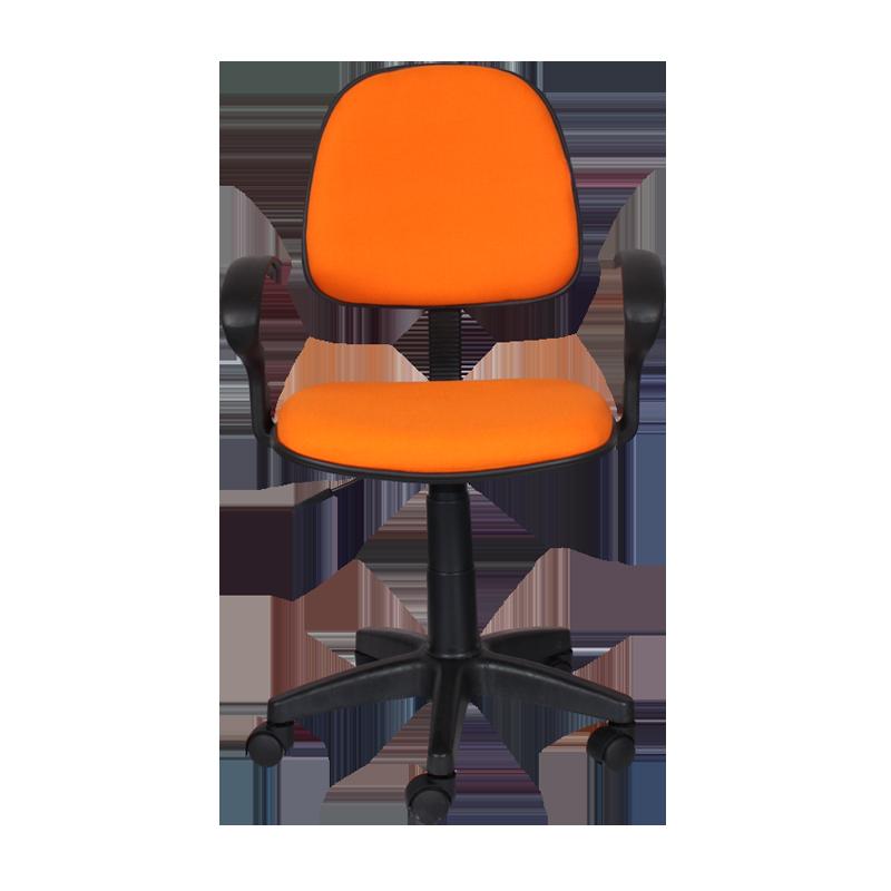 Офис столове - Офис стол Carmen 6012 - оранжев