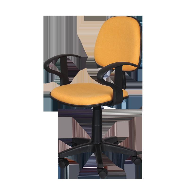 Офис столове - Офис стол Carmen 6012 - жълт