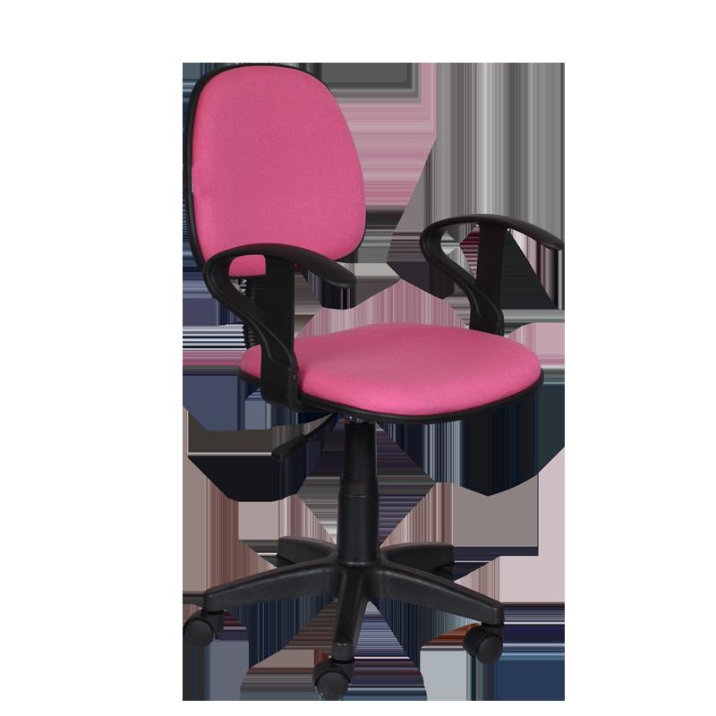 Офис столове - Офис стол Carmen 6012 - розов