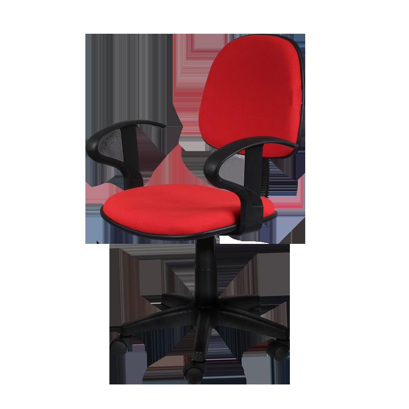 Офис столове - Офис стол Carmen 6012 - червен