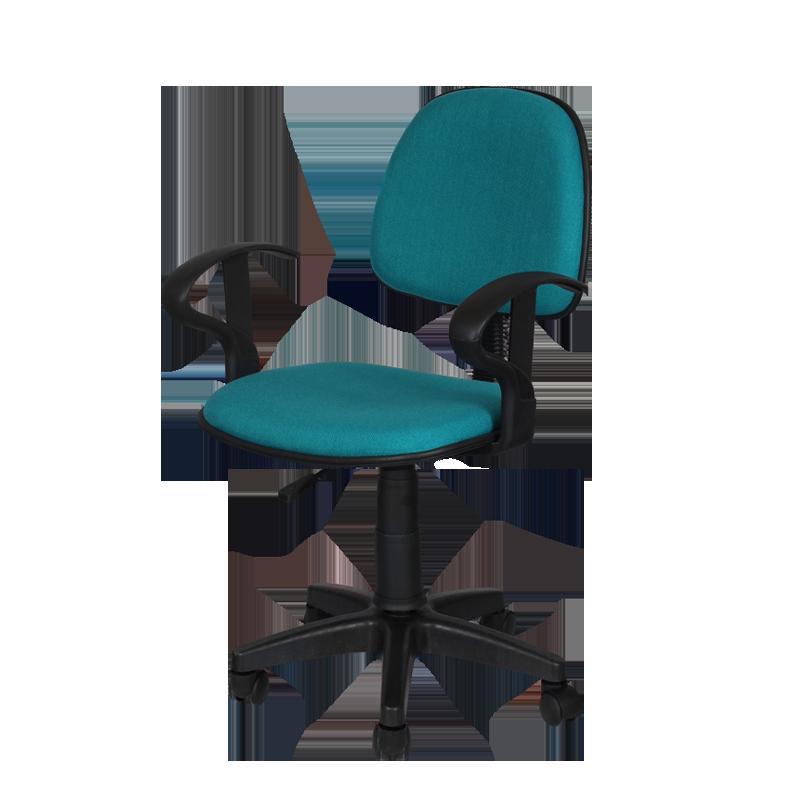 Офис столове - Офис стол Carmen 6012 - аква