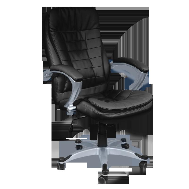Офис столове - Президентски стол Carmen 6013 - черен