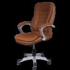 Офис столове - Президентски стол Carmen 6013 - кафе