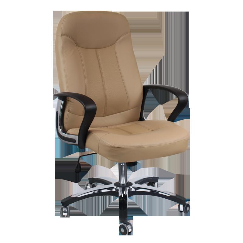 Офис столове - Президентски стол Carmen 6051 - бежов