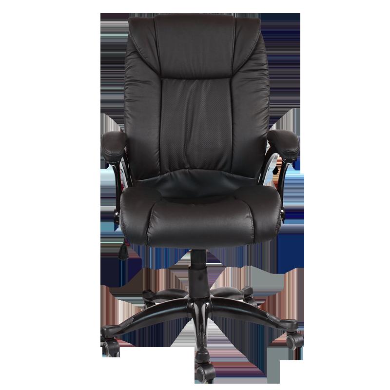 Офис столове - Президентски стол Carmen 6052 - черен