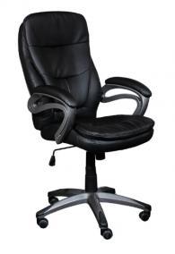 Офис столове - Президентски стол Carmen 6056 - черен