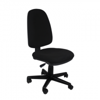 Офис столове - Офис стол Carmen 6068 - черен