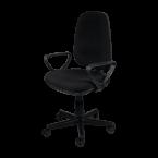 Офис столове - Офис стол Carmen 6064 - черен