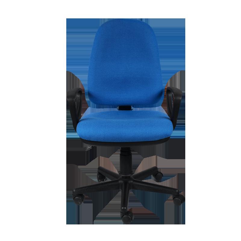 Офис столове - Офис стол Carmen 6064 - син