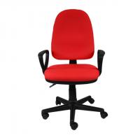 Офис столове - Офис стол Carmen 6064 - червен