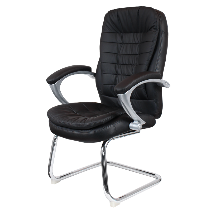 Офис столове - Посетителски стол Carmen 6054 - черен