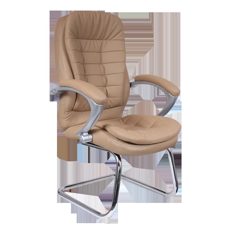 Офис столове - Посетителски стол Carmen 6054 - бежов
