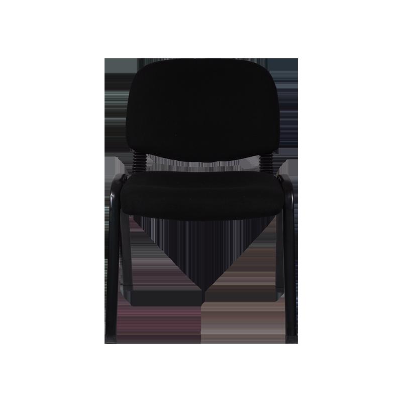 Офис столове - Посетителски стол Carmen 1128 - черен
