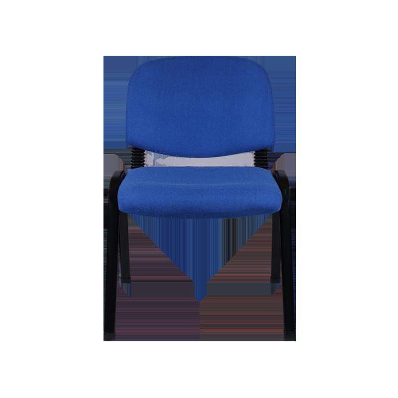 Офис столове - Посетителски стол Carmen 1128 - син
