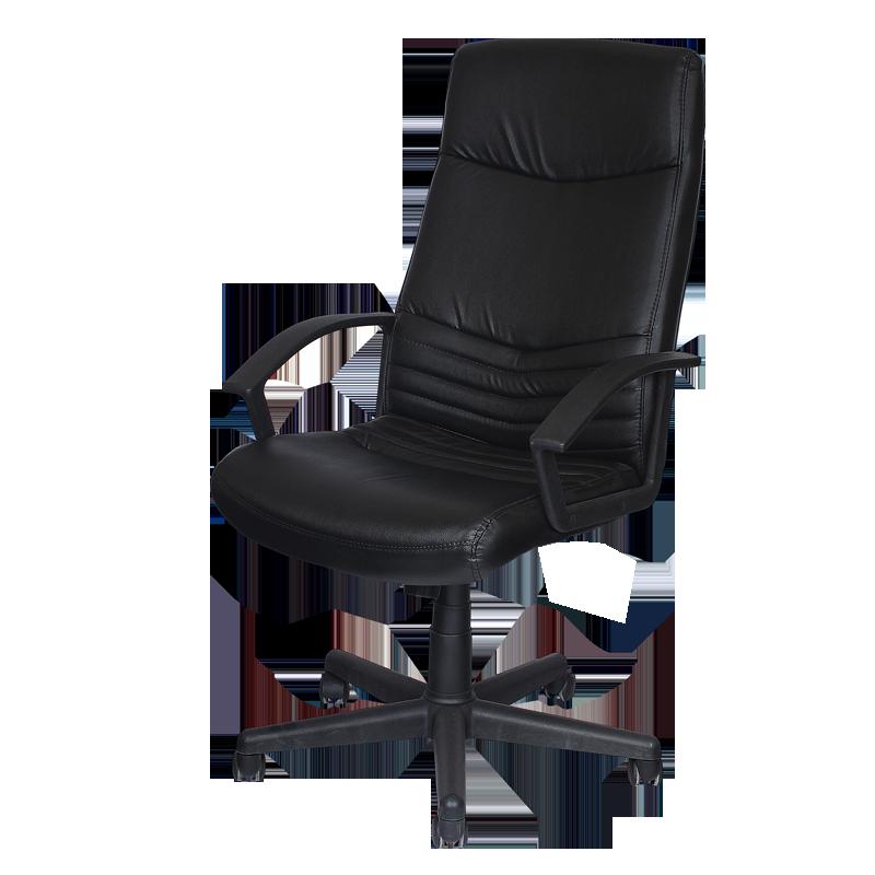 Офис столове - Президентски стол Carmen 6069 - черен