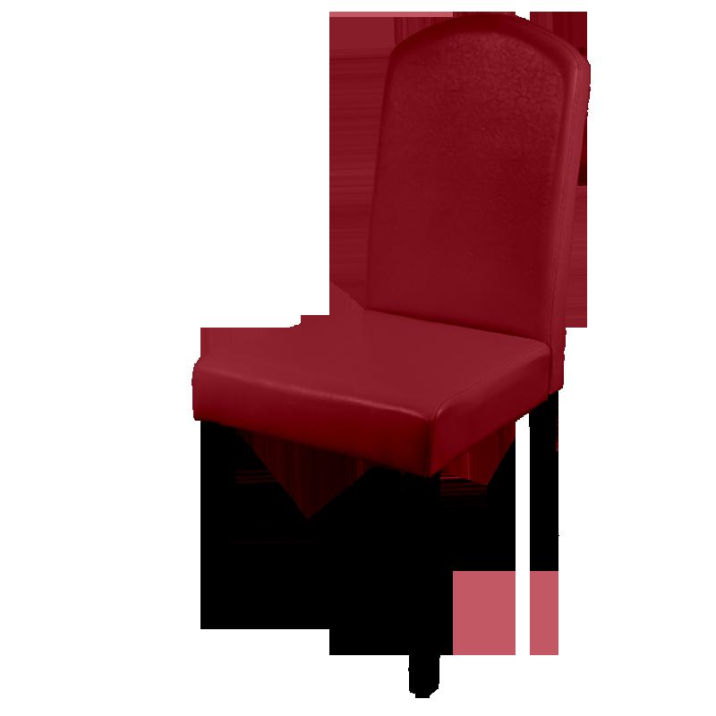 Трапезни столове - Трапезен стол Carmen 6091 - червен