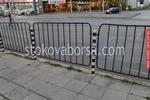 тръбно-решетъчни пана за тротоари и пътища