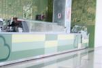 Топла витрина със стъкло за бързо хранене