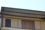 парапети за тераси от метал и стъкло