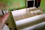 Детска стая с двуетажно легло