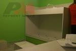 Детска стая с легло на 2 етажа