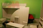 Прекрасно детско обзавеждане-легло на два етажа