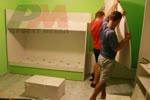 Компактни детски легла и комплекти на два етажа