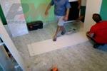 Функционално детско обзавеждане с легло на два етажа
